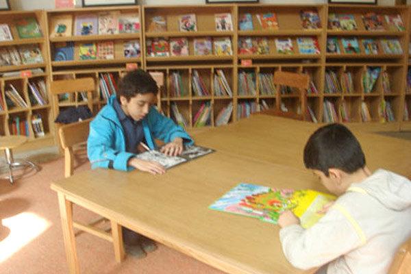 فعالیت کتابخانه گسترش پیدا کرده است