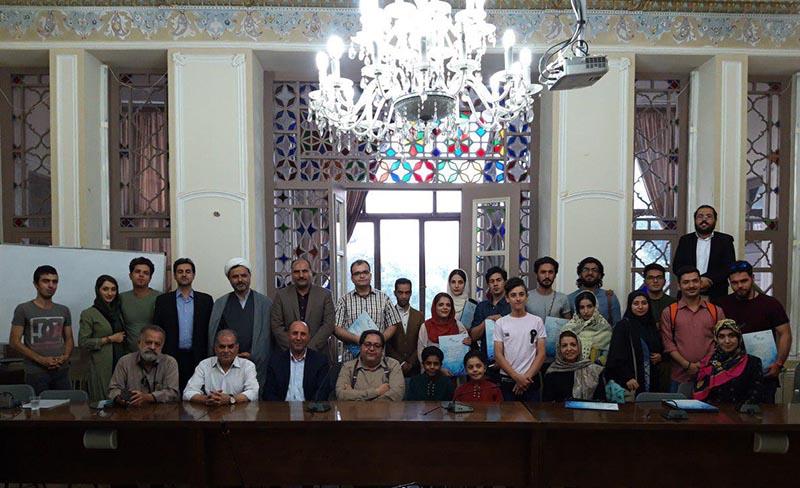 گروه تئاتر کانون در جشنواره بچه های مسجد اصفهان درخشید