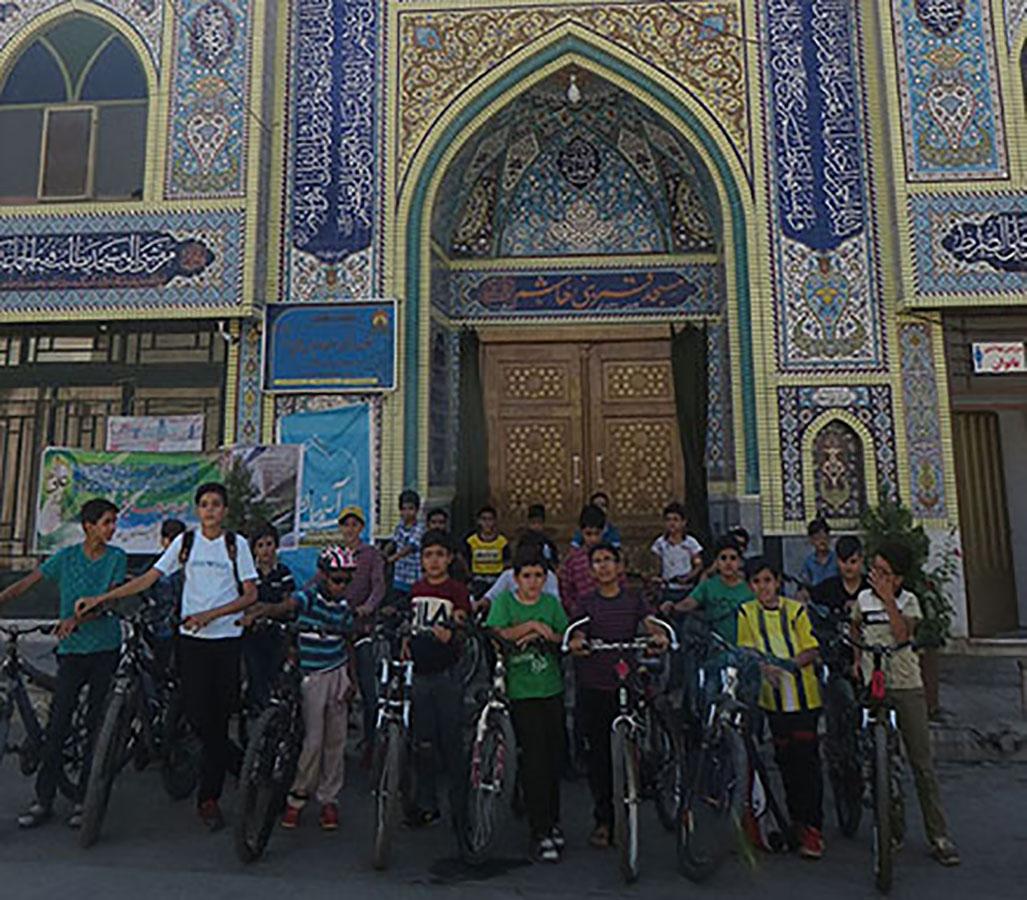 کانون امام حسن مجتبی افتخاری برای شهر درهای سنگی